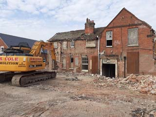 Thetford Cottage Hospital - 2020
